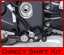 Direct Shift Pedal