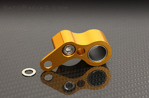 Sato Racing CBR600RR Shift Spindle Holder