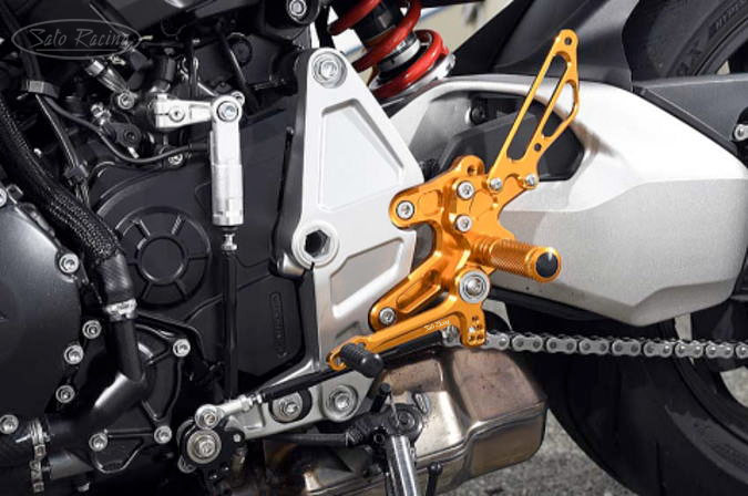 SATO RACING CB1000R ('18- ) Rear Sets R]-side