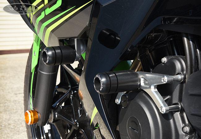 SATO RACING | Frame Sliders and Engine Sliders - Kawasaki