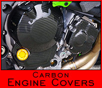 Carbon Engine Covers