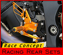 Race Concept Racing Rear Sets