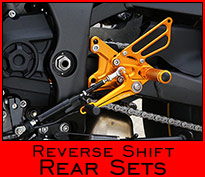 Reverse Shift Rear Sets