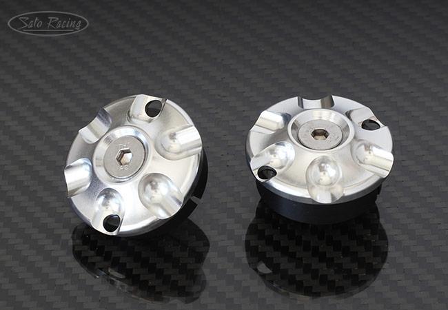 SATO RACING | Frame Plugs - KTM 790 Duke ('18- )