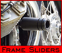 V7 '08-'14 Frame Sliders