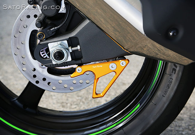 ZX-10R stand hooks