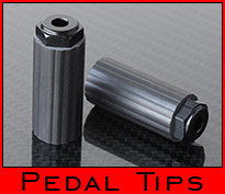Pedal Tips