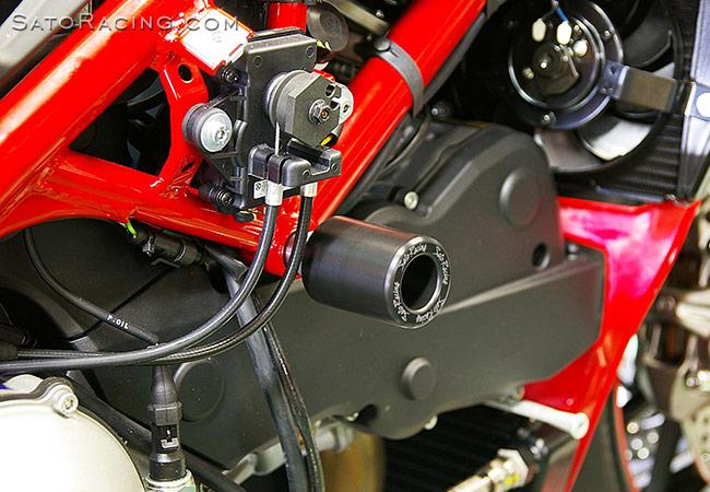 Ducati Crash Cage