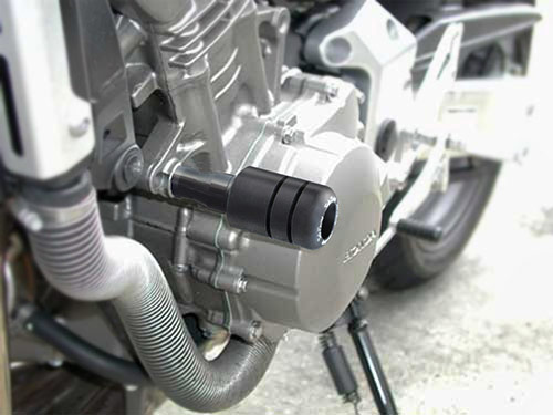Sato Racing Frame Sliders for Honda 919 - L-side