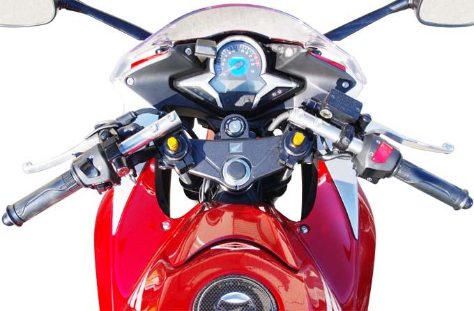 Sato Racing Handle Bars Honda Cbr250r Cbr300r 11