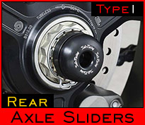 Rear Axle Sliders