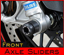 Front Axle Sliders