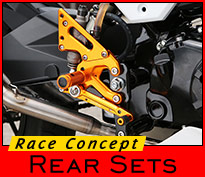 'Race Concept' Rear Sets
