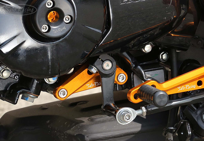 SATO RACING Shift Spindle Holder for Honda GROM