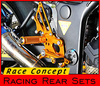 Race Concept Rear Sets