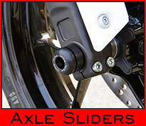 Front Axle Axle Sliders