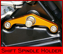Shift Spindle Holder