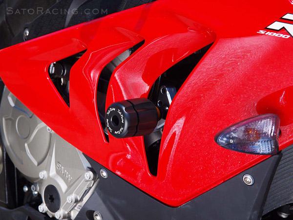 Sato Racing Frame Sliders Bmw S1000rr Hp4 12 14