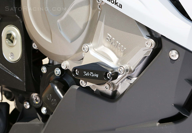 SATO RACING BMW S1000RR 2010-18 Engine Slider [L]-side