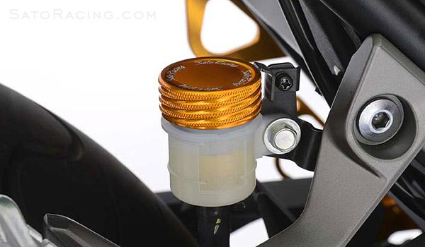 Sato Racing Fluid Reservoir Cap Brake Clutch