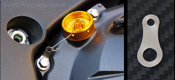 Sato Racing Oil Filler Cap Bmw S1000rr 10 15